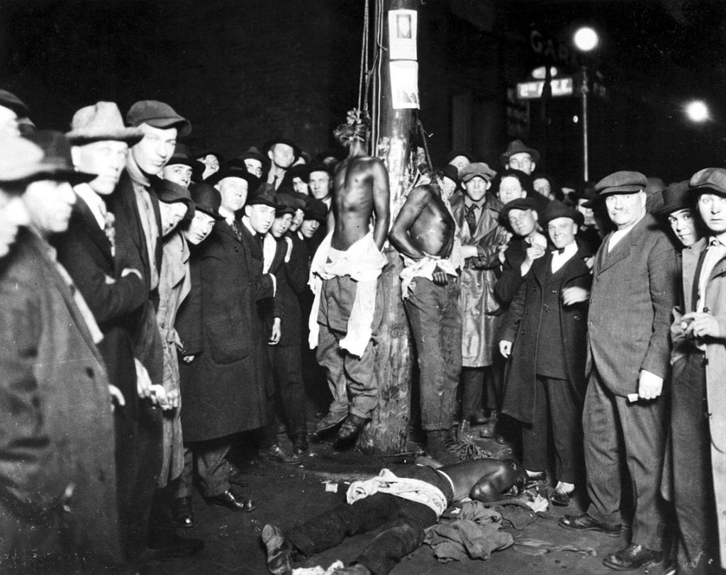 Duluth lynching