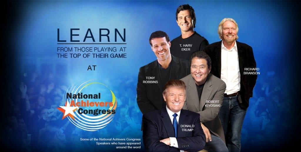 National Achievers Congress 2011 / nationalachieverscongress.com