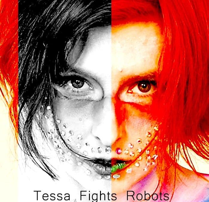 Tessa Fights Robots: the Album